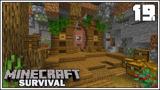 AUTOMATIC CHICKEN COOKER!!! ► Episode 19 ►  Minecraft 1.15 Survival Let's Play