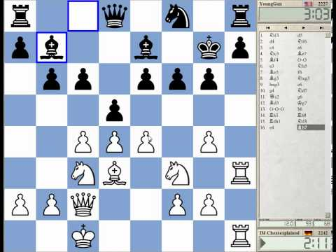 chess master spots checkmate 17 moves in advance videos