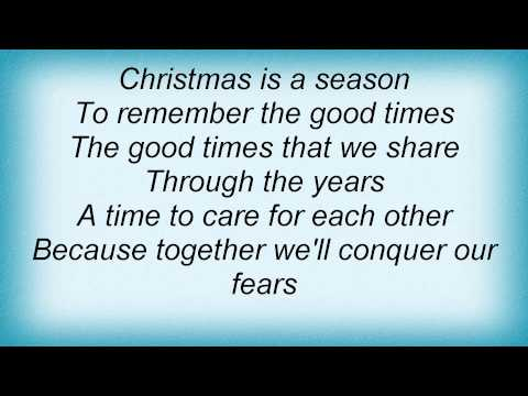 Dean Geyer - Christmas Song Lyrics