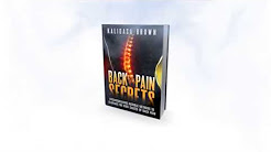 back pain relief exercises pdf