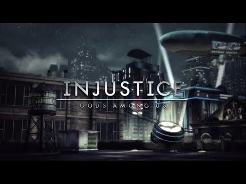 injustice les dieux sont parmi nous gameplay d 39 un combat enrtre lex luthor et le joker youtube. Black Bedroom Furniture Sets. Home Design Ideas