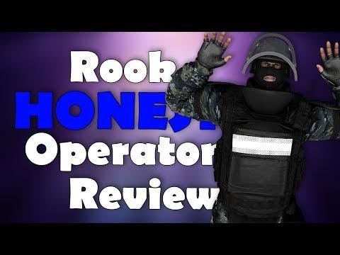 Rook HONEST Operator Review - Rainbow Six Siege