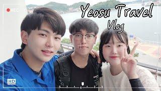 Yeosu Travel with my Friends   Goa of South Korea   Korea Travel Vlog (Eng Sub)