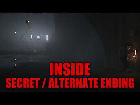 INSIDE  Secret  Alternate Ending  How to Unlock Guide Cornfield Secret Vault Door