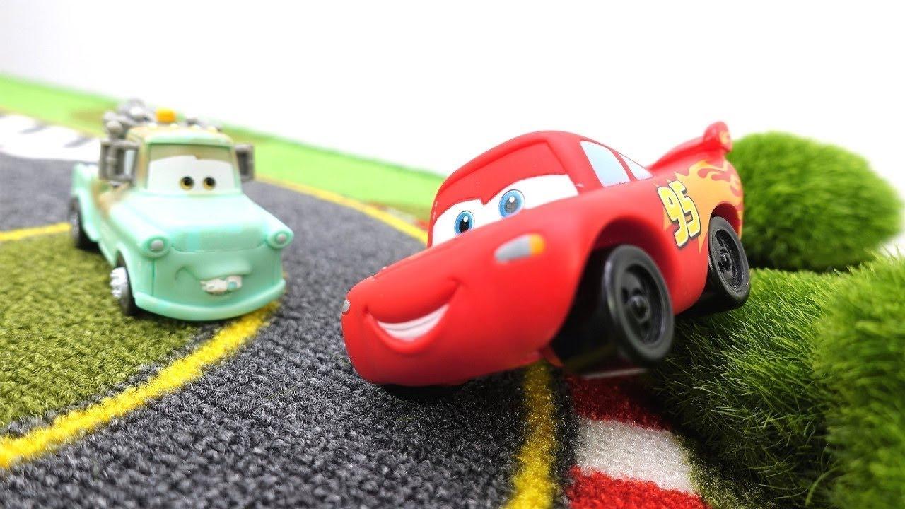 À Enfants Apprend De Flash Pour Mcqueen Circulation ConduireRègles n08PXwkO
