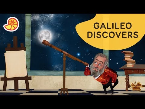 What Did Galileo Discover On The Moon? | Mind Blowing Breakthroughs
