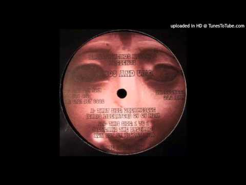 Ramos & UFO - 1 To 1 (Rowland The Bastard's Run Out Of Kitkat Mix) (Acid Techno 1998)