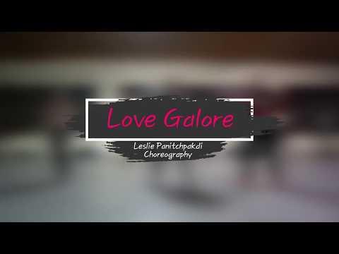 SZA ft. Travi$ Scott - Love Galore - Choreography by Leslie Panitchpakdi