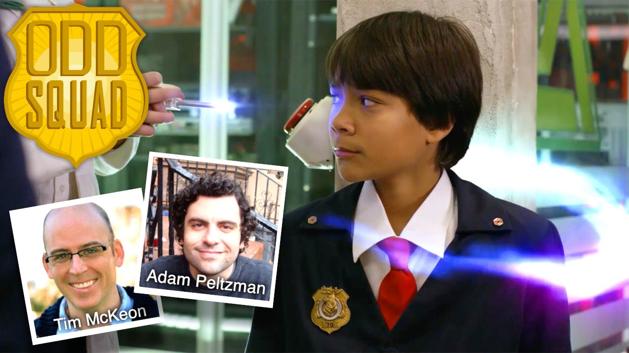 ODD SQUAD TV Show - Mad Gadgets and Kids In Charge (Clips: Jinx Ep ...