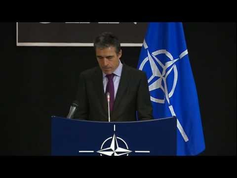 NATO Secretary General's monthly press briefing, 03 Oct 2011, Part 2/2
