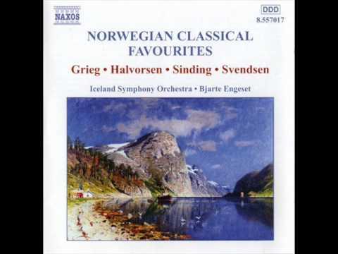Christian Sinding-Rustle of spring Op. 32
