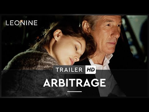 Arbitrage - Trailer (deutsch/german)