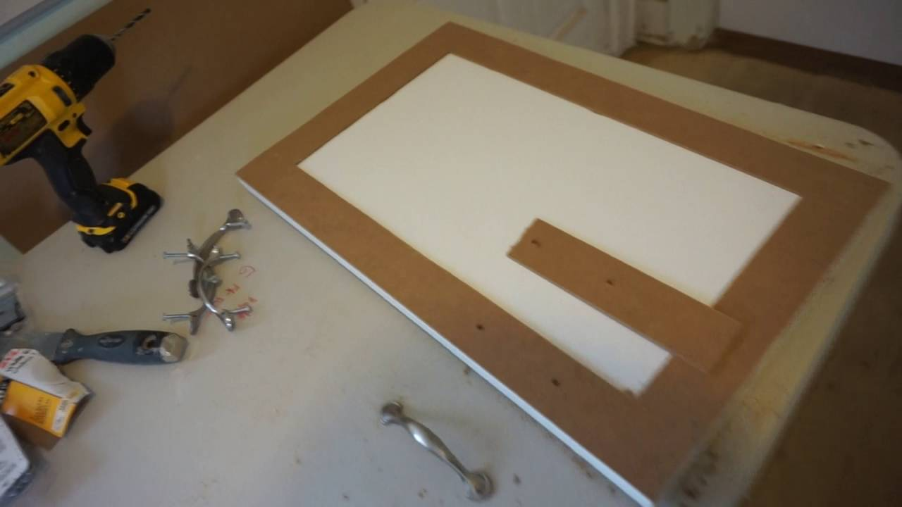 DIY Tips: Updating Plywood Cabinet Doors