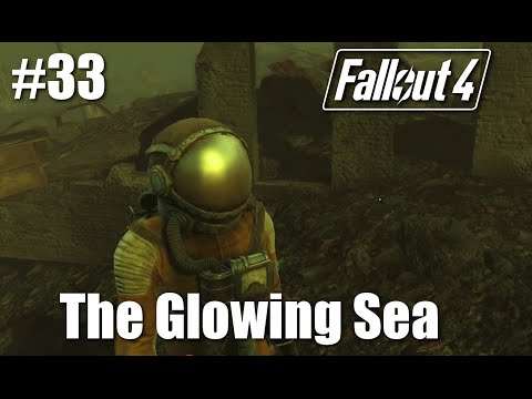 Fallout 4: Part 33 - The Glowing Sea - Finding Virgil