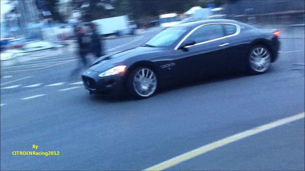 Maserati Granturismo V8 405 Horse Cavalli Morges Suisse Hd