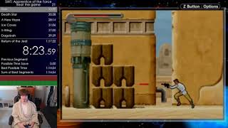 Star Wars Trilogy: Apprentice of the Force in 1:15:59 (Current World Record)