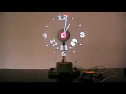 Project Idea For Electrical/Electronics/CS/IT Engineering Students/ Real but virtual clock/watch