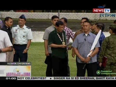 BT: Pres. Duterte, 'very good' pa rin ang Net Public Satisfaction