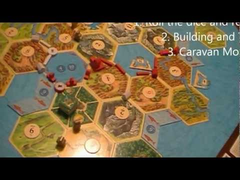 How to play Big Board Catan!