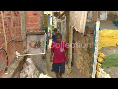 BRAZIL: POOR KIDS DREAM OF SOCCER FAME