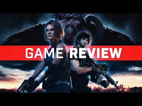 Resident Evil 3 Review | Destructoid Reviews
