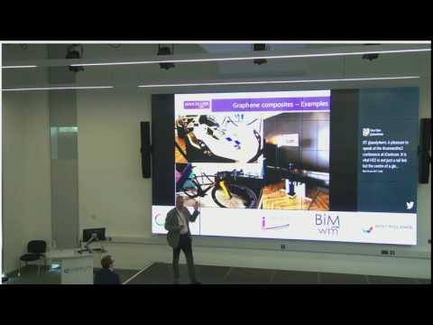 8 James Baker, National Graphene Institute