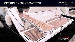 PRESTIGE 450 S - by BoatTest