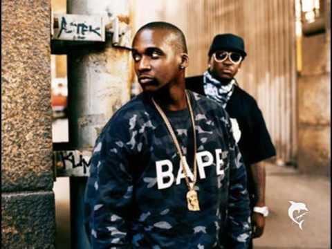 The Clipse Feat. Mike Bivins - Fresh (Prod. By Clinton Spark) 2009 NEW