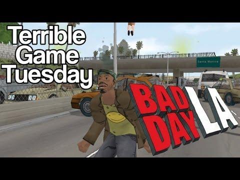 Bad Day LA Pc Gameplay On Intel GMA 3100 + Download