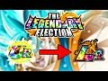 THE LEGENDARY ELECTION! VOTING FOR AN UR TO BECOME AN LR DISCUSSION! Dragon Ball Z Dokkan Battle