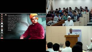 Prof. Bimal Kumar Roy( ISI, KOLKATA ) lecture on  Big Data Analytics .