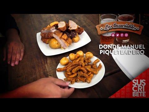 Restaurante Piqueteadero Donde Manuel - Los Insaciables