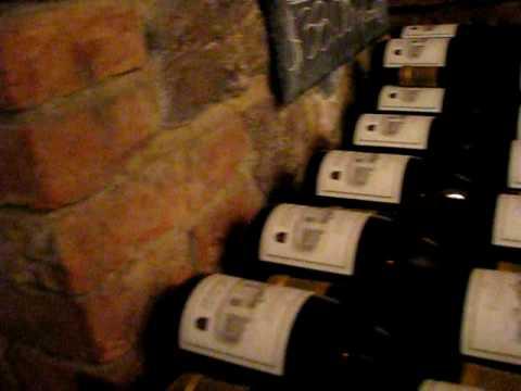 Napa Valley video wine cave tube winery Napa