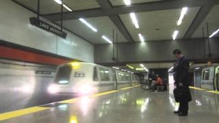 BART - Subway in and Around San Francisco