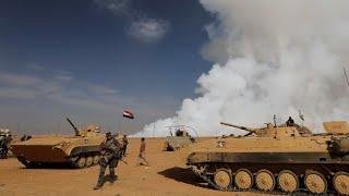 أخبار عربية   مصادر عراقية: الهدف المقبل هو تحرير #تلعفر من #داعش