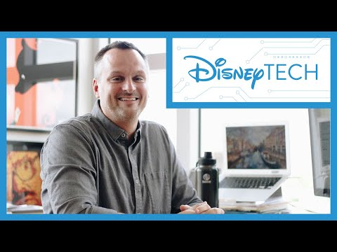 Jamie Voris, Chief Technology Officer / The Walt Disney Studios
