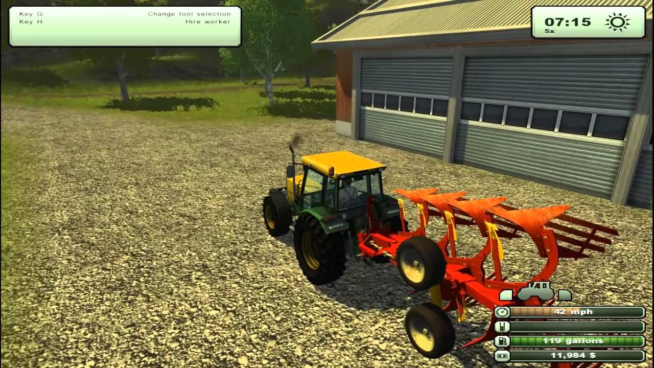 Farming simulator 2013 demo » gamesmods. Net fs19, fs17, ets 2 mods.