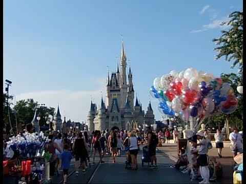 Walt Disney World 2017 Day 1: The Adventure Begins!!!