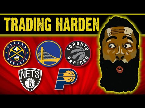 Sources -- James Harden not with Houston Rockets as trade talks ...