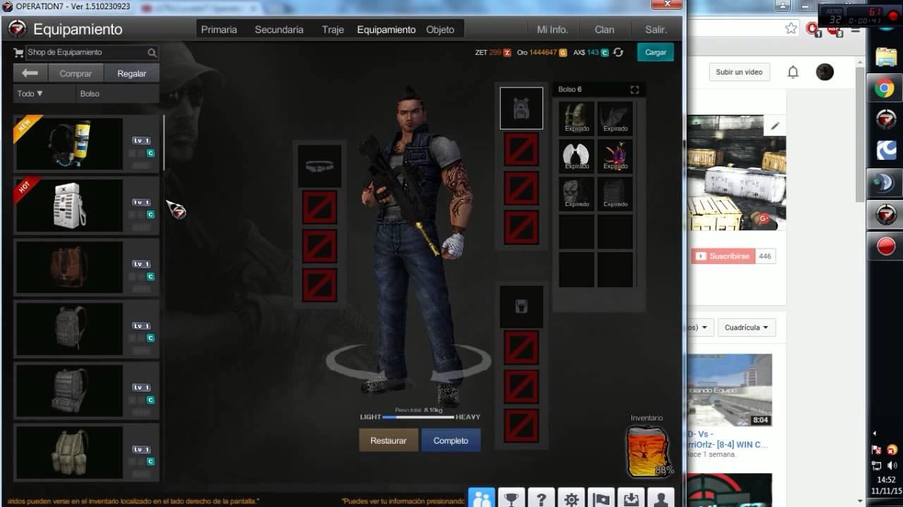 Download Vendo Acc lvl  60   Con M79  [90 Mil Pesos]
