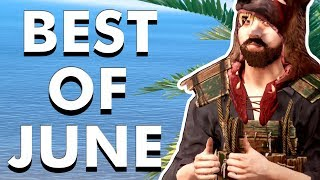 BEST OF JUNE w/ Posty