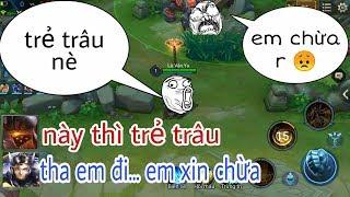 Troll Game - Thánh Grakk Troll Trẻ Trâu Khóc Đập Máy Và Cái Kết | Đừng Bao Giờ Coi Thường Người Khác