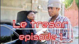 Le Tresor mini serie part 1 Cedrick  Sensei   Rony   Rolland  Ramon   G-Horby