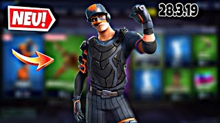 FORTNITE DAILY ITEM SHOP 28.3.19 | NEW BASEBALL SKINS ARE DA!!