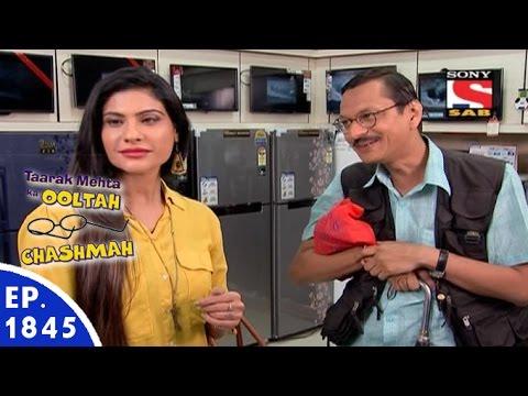 Taarak Mehta Ka Ooltah Chashmah - तारक मेहता - Episode 1845 - 8th January, 2016