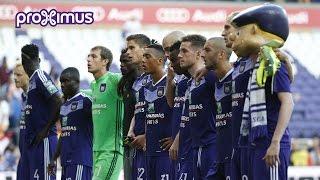 RSC Anderlecht 2-2 KAA Gent