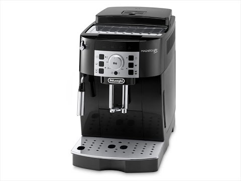 machine a cafe a grain delonghi magnifica pas cher youtube. Black Bedroom Furniture Sets. Home Design Ideas