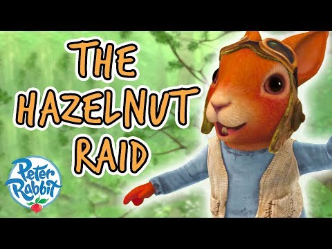 Peter Rabbit - The Hazelnut Raid | 30+ minutes | Tales with Peter Rabbit