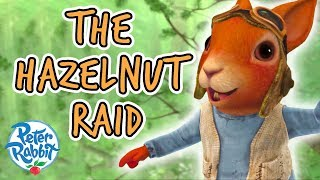 Peter Rabbit - The Hazelnut Raid Compilation | Tales with Peter Rabbit