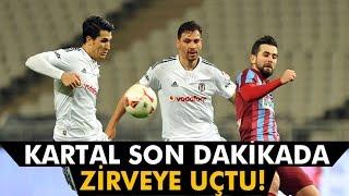 Beşiktaş 1-0 1461 Trabzon Maç Özeti - 14 Ocak 2016